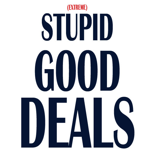 Access To EXTREME Stupid Good Deals