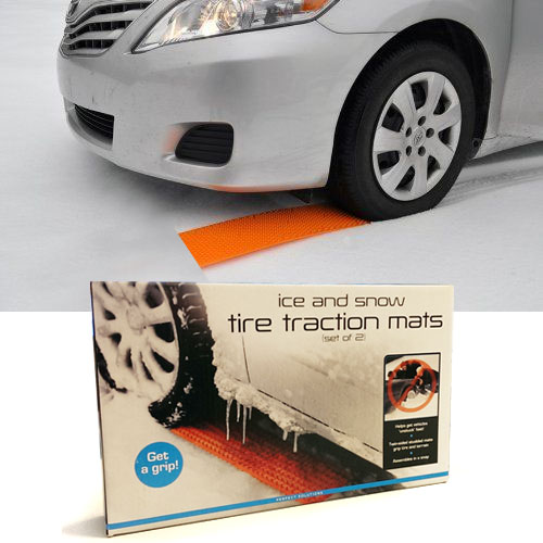 Ice and Snow Tire Traction Mats - Ships Free!