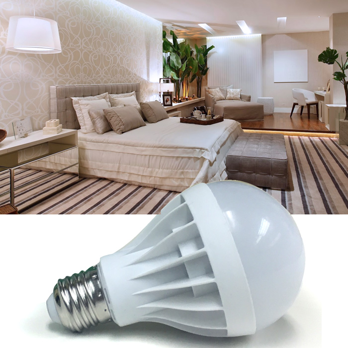 3 Pack of LED Light Bulbs - Available in 60 Watt and 100 Watt Equivalent - Save money AND be green this year! SHIPS FREE!