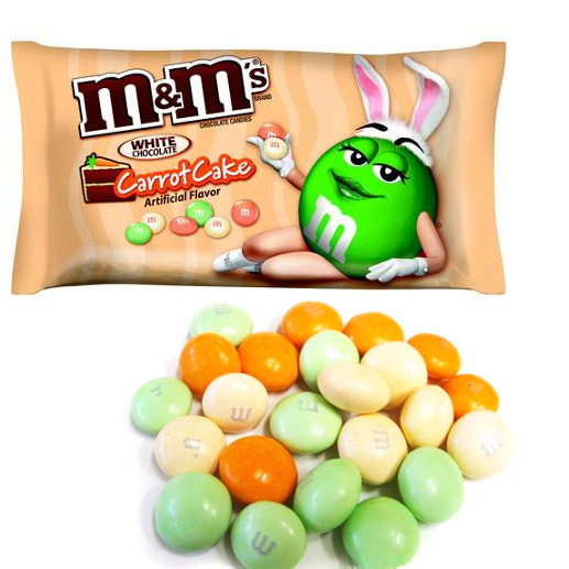 M&Ms White Chocolate Candies Bag