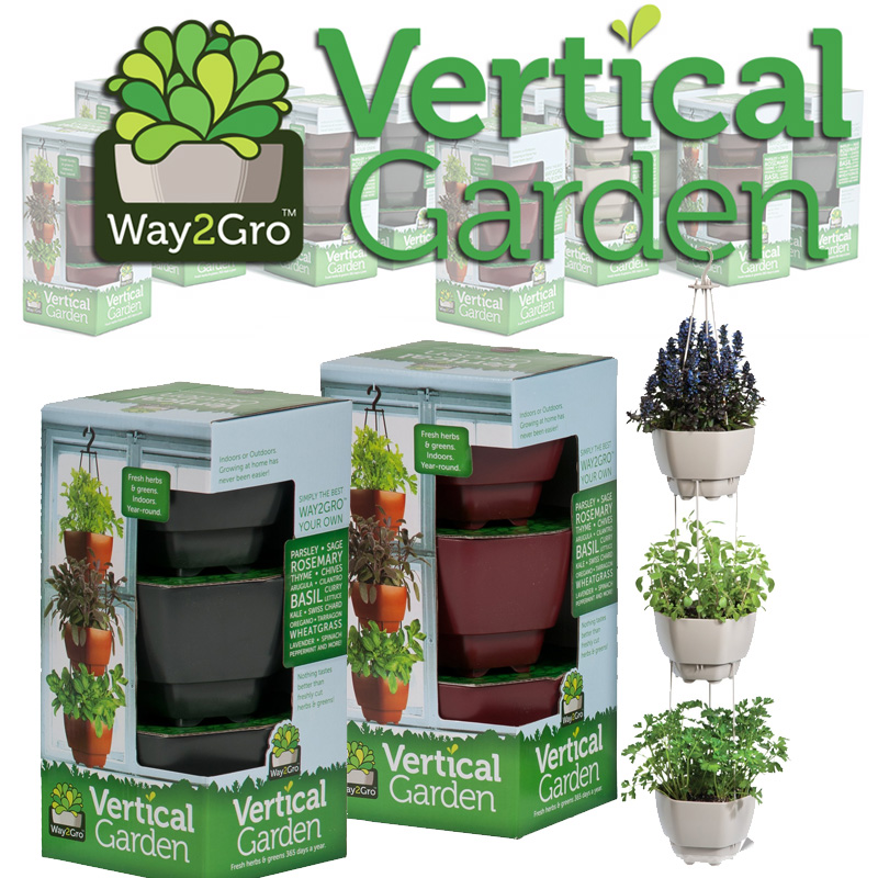 Indoor/Outdoor Vertical Garden...