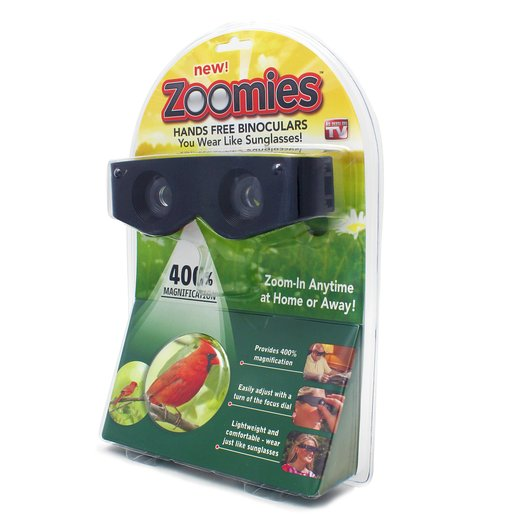 Zoomies Hands Free Binoculars – $3.99 SHIPS FREE by Jammin Butter