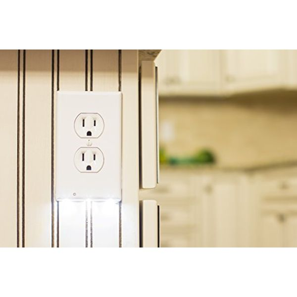 Meatballthatdailydeal Extreme Sgd Outlet Wall Plate With Led