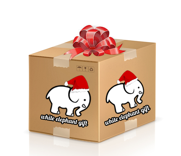 ThatDailyDeal: Mystery Box - White Elephant Gift Edition! Only $10!